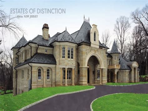 French Manor House Plans French Country Manor Luxury Home Provincial Style House Plans