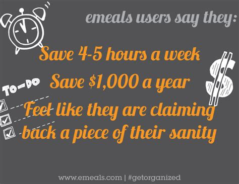 new year why is it important why is it important to organize your meals the emeals