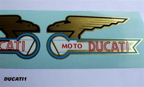 Sticker Ducati Vintage by Ducati Vintage Stickers