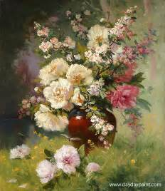 painting of flowers 21 abstract flower paintings free premium