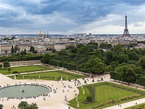 giardini della tuileries tuileries garden in sygic travel