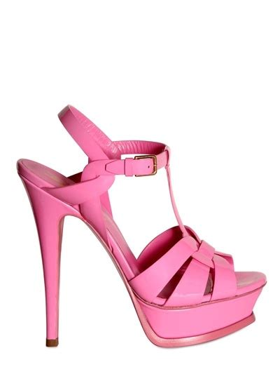 most comfortable high heel sandals the most comfortable high heel out there the ysl 140mm