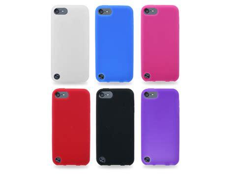 silicone skin case hoesje voor ipod touch gg