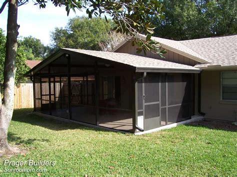 Florida Screen Room by Screen Room Longwood Florida Prager Builders Sunroom Pro