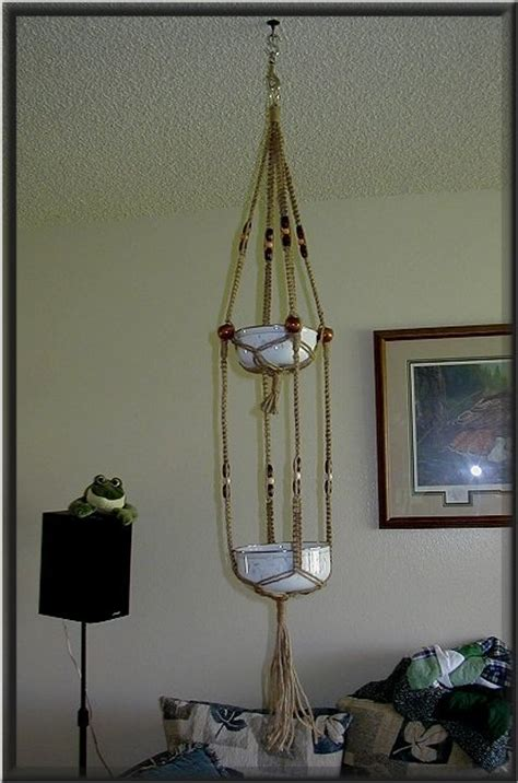 Free Patterns For Macrame Plant Hangers - 18 diy macram 233 plant hanger patterns guide patterns