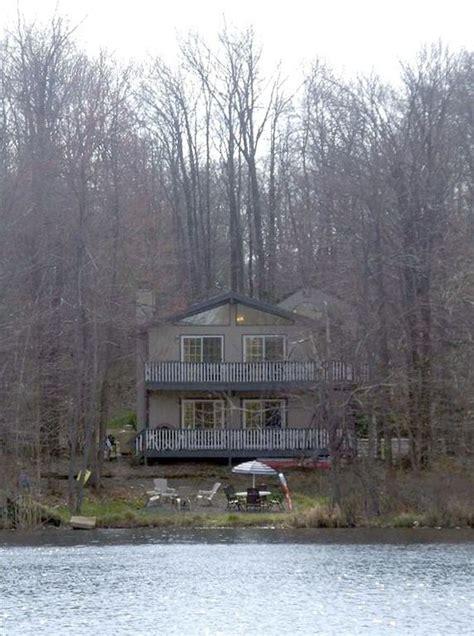 poconos boat rentals pocono lakefront lake house vrbo