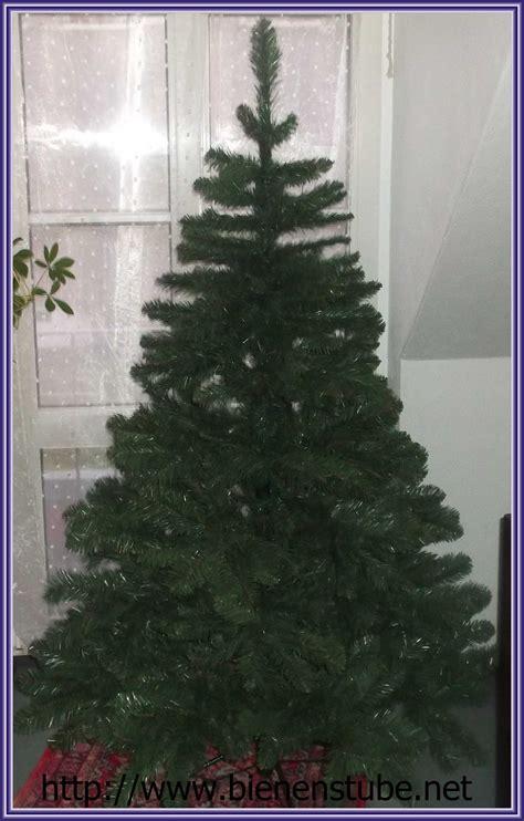 weihnachtsbaum echt oder k 252 nstlich bienenstube
