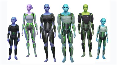 creating aliens in the sims 4 get to work simcitizens