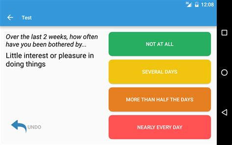 is my depressed quiz depression test android apps on play