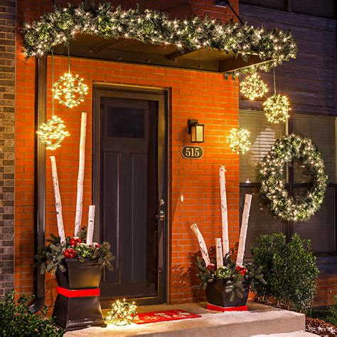 christmas entrance decoration door decorations