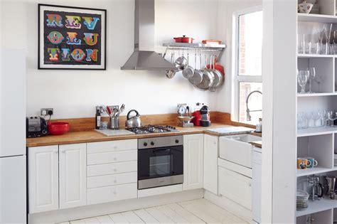 Scandinavian Kitchen Accessories bright flat scandinavian kitchen