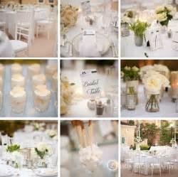 white wedding decorations decoration