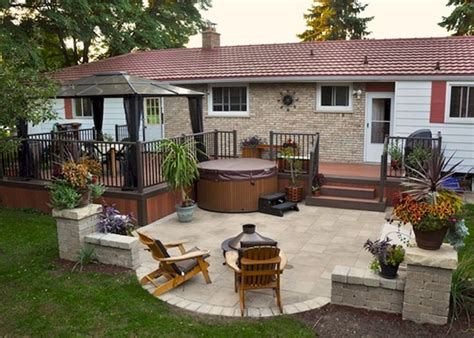 deck and patio ideas for small backyards best 25 small deck patio ideas on small deck