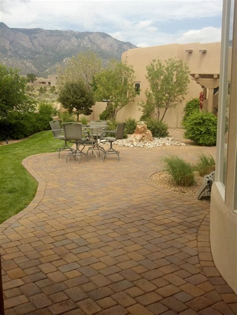 southwest backyard designs southwestern landscaping albuquerque nm photo gallery