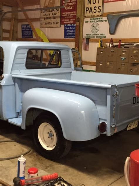 dodge d100 step side bed truck for sale photos