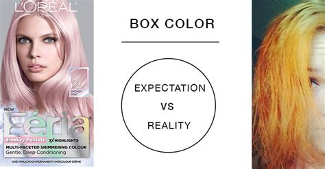 the best box hair dye 5 serious reasons you should never use box color simply