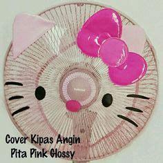 Cover Kipas Angin Hellokitty toko cherish imut cermin standing hello murah