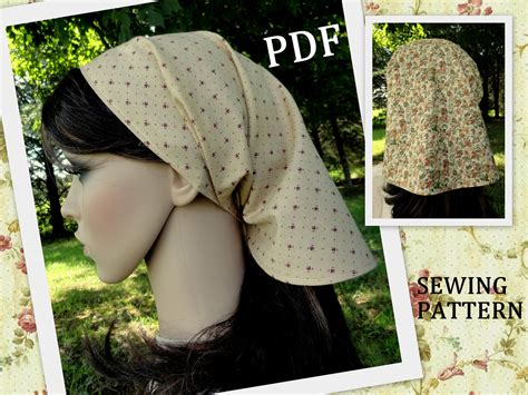 free chemo scarf sewing pattern free sewing hat patterns chemo scarves