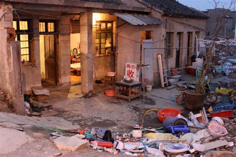 Metal Homes Suzhou S And China S Slums Are A Dying Breed Navjot