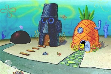 la casa di spongebob sawious katious what are the secret facts about spongebob