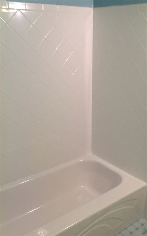 bathtub wall installation acrylic wall surround installation bathrenovationhq