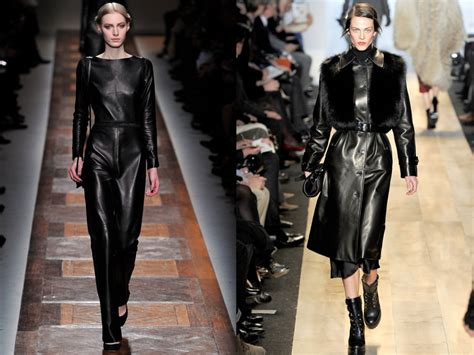 Fashion Leather leather fashion trends 2013 ealuxe