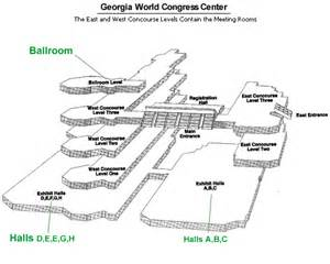 world congress center floor plan congress center jeremy photos