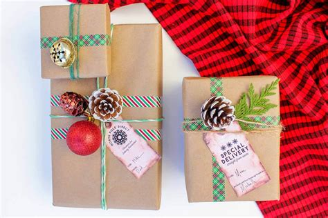 5 winter gift wrap ideas free printable gift tags hey easy dollar store christmas gift wrap ideas free gift tags