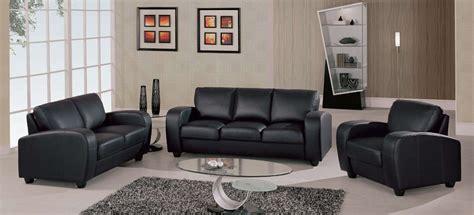 Sofa Kulit Asli sofa kulit hitam dengan desain terbaru sofa kulit hitam