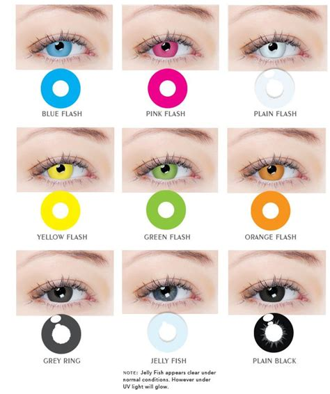 light up contact lenses 178 best contacts images on pinterest contact lens