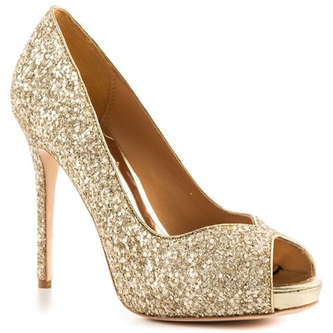 25 best ideas about gold wedding shoes on