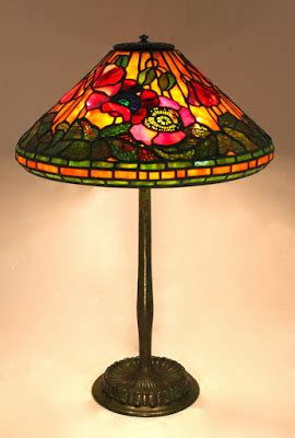 "century studios: lamp of the week: 16"" poppy"