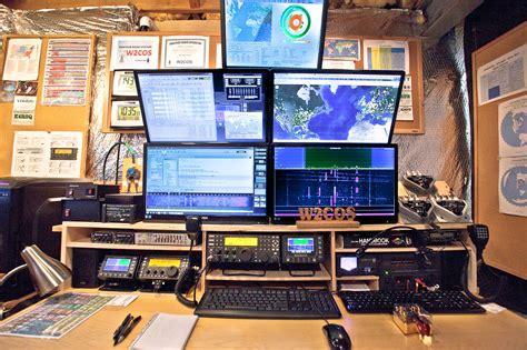 R Cabinet Studio My Ham Radio Battlestation Battlestations