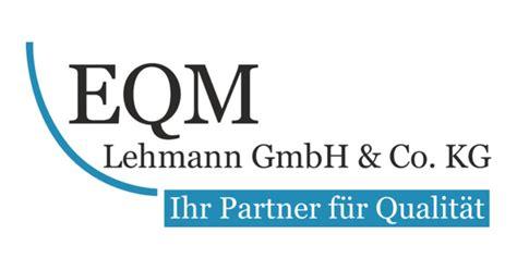 Anschreiben Bewerbung Qmb mitarbeiter f 252 r qualit 228 tskontrollen eqm lehmann gmbh