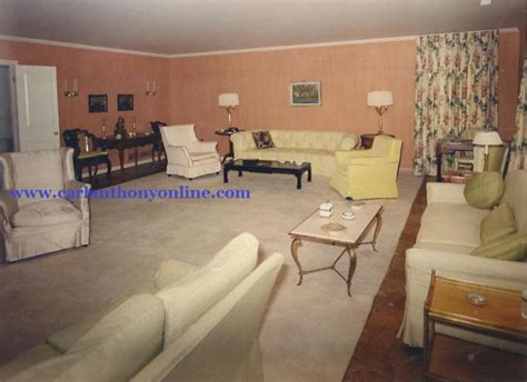 the kennedy room the livng room of the kennedy family s wexford home kennedys homes home the o