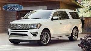 Ford Expedition New Ford Expedition 2018 Has A Big And Light Aluminum