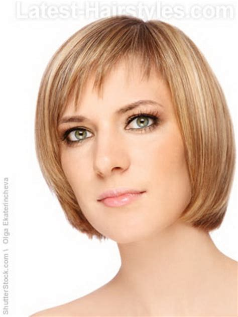 short hairstyles and short haircuts guide short haircuts with fringe