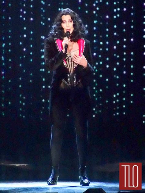 cher concert tour 2014 cher and her dressed to kill tour tom lorenzo