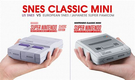 112 nintendo nes mini vs snes classic mini what you need to