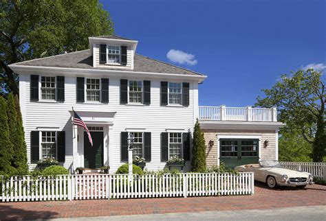 colonial style house exuding calmness by ahearn