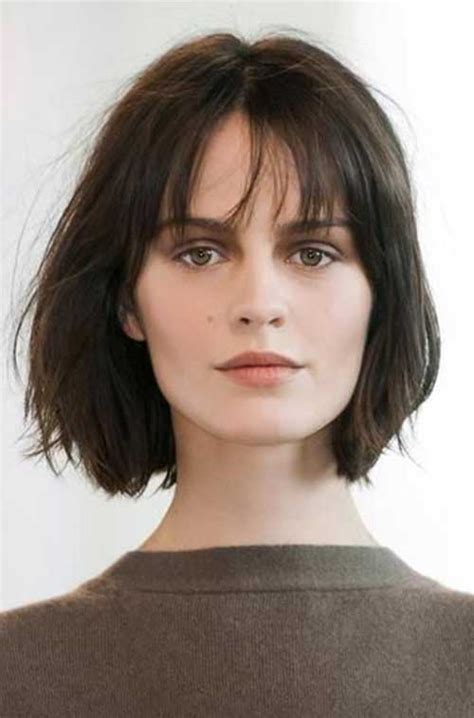 French Womens Haircuts | 25 bob haircuts with bangs bob hairstyles 2017 short