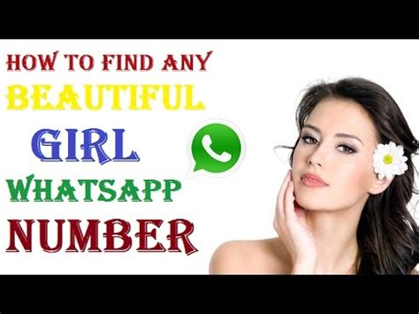How To Search On Whatsapp How To Get Phone Number Of Boy And In What S App