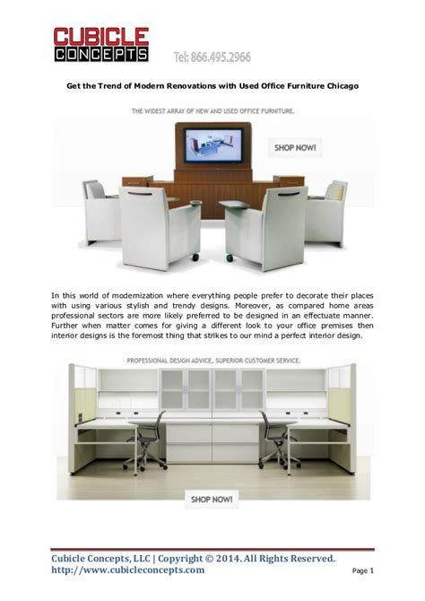 modern office furniture chicago get the trend of modern renovations with used office