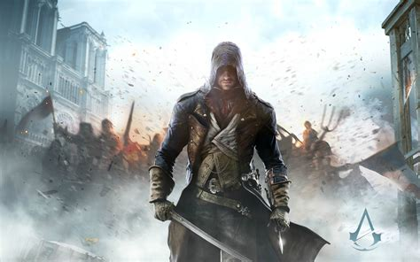 Kaos Fullprint Assassin S Creed test assassin s creed unity gamelove