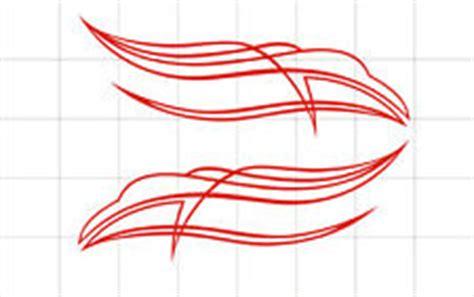 Pinstripe Aufkleber Kaufen by Pinstripe Decal Ebay