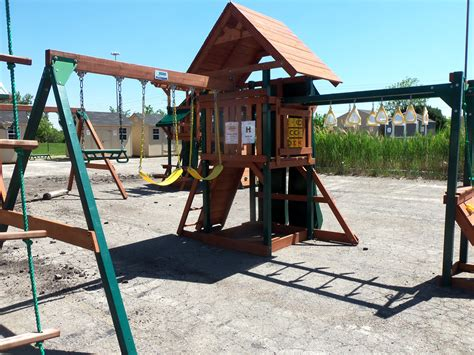 Swing Sets In Michigan On Sale Two Days Only