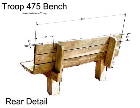 plans for a wooden bench deck bench with back plans free patio bench plans