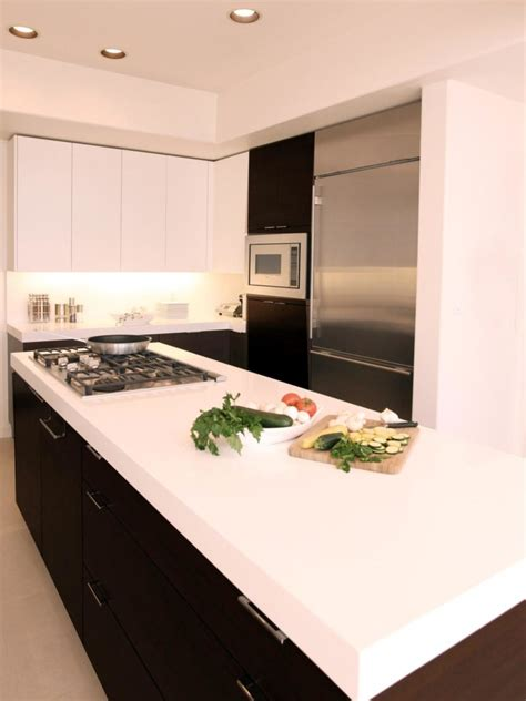 Kitchen Countertops With White Cabinets by Wonderful Countertops For White Kitchen Cabinets This