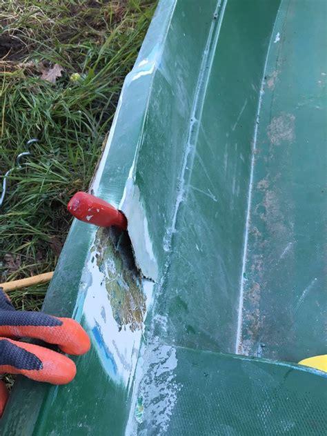 lek polyester bootje repareren werkspot - Polyester Boot Lek