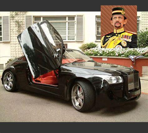 sultan hassanal bolkiah car collection deretan orang kaya dengan koleksi mobil terbanyak